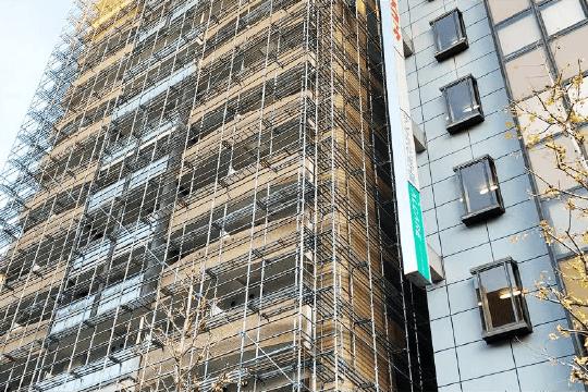 大規模修繕の対応範囲