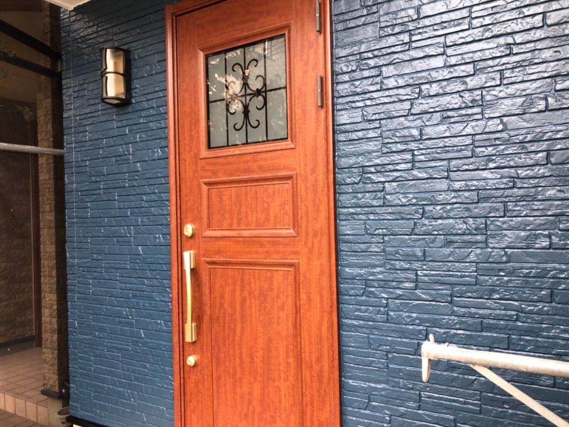 M様邸 外壁塗装工事