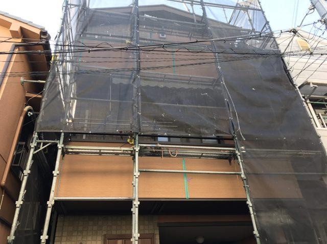 F様邸外壁塗装工事