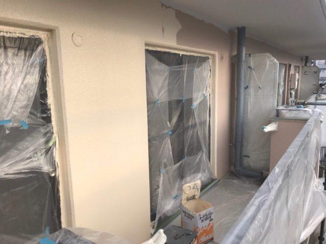 カンパニュラTM 外壁塗装工事