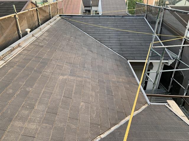S様邸外壁、屋根塗装工事が完了しました!