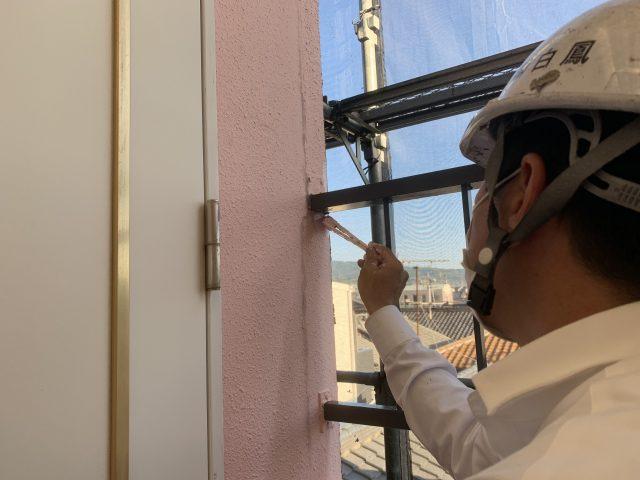 東大阪賃貸マンションの施工を行いました