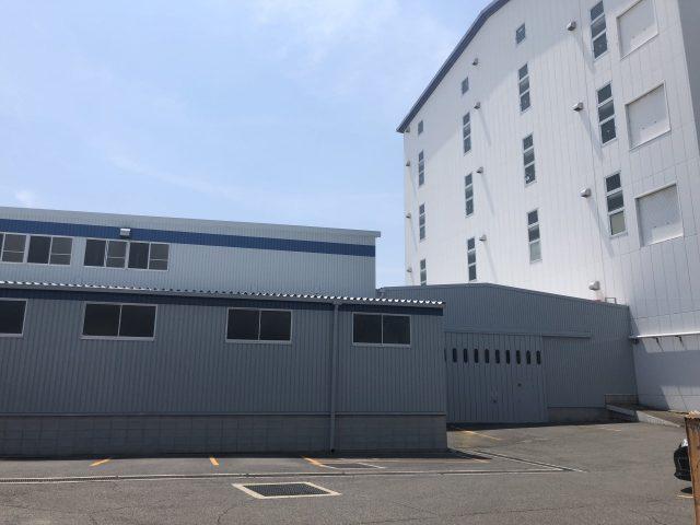 (株)ミツヤコーポレーション加工センター 外壁改修工事