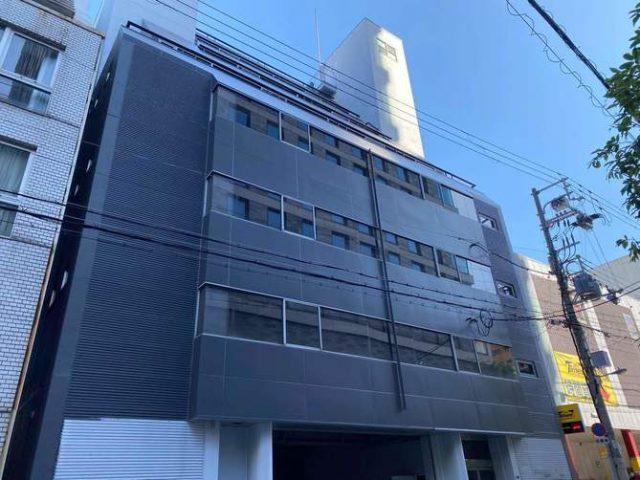 TOSABORI IVYリノベーション大規模改修工事(大阪市西区土佐堀)